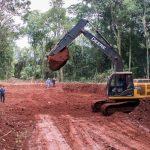 Iniciaron las obras de construcción del Acueducto Troncal Norte