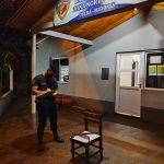 Detuvieron a un hombre por amenazar con un arma de fuego a su pareja en Oberá