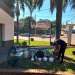 La Policía recuperó varios elementos robados de una vivienda