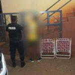 Detuvieron a dos jóvenes por varios ilícitos ocurridos en Oberá