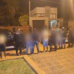 Capturaron a otros cinco sospechosos por el robo a un empresario en San Martín