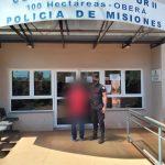La Policía detuvo a un joven acusado de un robo ocurrido meses atras en el barrio Cien Hectáreas