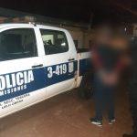 Atacó a golpes y amenazó a la pareja de su ex: terminó detenido