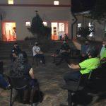 La Policía y el Foro de Seguridad del Barrio Norte de Oberá se reunieron para coordinar trabajos de prevención