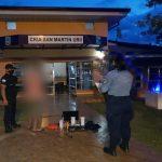 La Policía detuvo a un hombre por el l robo al Juzgado de Paz en San Martín