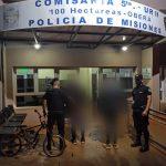 Robaron una «bici-moto» la ofrecieron para la venta y los atrapó la policía