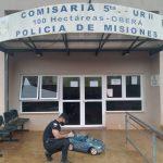 La Policía recuperó objetos robados en Oberá