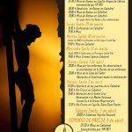 Cronograma de actividades para semana santa de la Catedral San Antonio y la Iglesia Cristo Rey