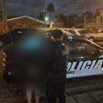 Detuvieron a un joven cuando intentaba robar en una vivienda