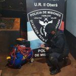 La Policía recuperó un compresor robado que había sido comercializado