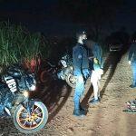 En Posadas y Oberá la motorizada detuvo a dos jóvenes con marihuana
