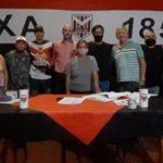Lisandro Padilla es el nuevo presidente del Club Ex Alumnos 185
