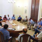 Asociaciones yerbateras se reunieron con el Gobierno provincial: robos en colonias y trabajo registrado, ejes del encuentro