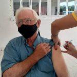 Segunda dosis de la vacuna Sputnik V en Oberá