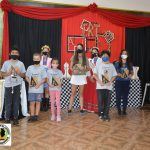 El ajedrez movió sus piezas con éxito en el Parque de las Naciones
