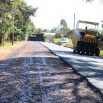 """""""Argentina Hace"""" avanza con obras de recuperación en la red vial de Oberá"""