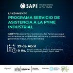 Programa servicio de asistencia a la PyME industrial