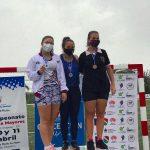 Atletas obereños hicieron podio y batieron sus récords en el 101° Nacional de Mayores