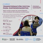 Transformación digital para emprendimientos