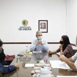 Firmaron convenio colaboración mutua para llevar cursos de formaciones de oficio a los barrios