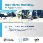 Inicia una nueva etapa de modernización del Centro Cívico