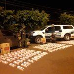 Gendarmería Nacional incautó droga, cigarrillos y mercaderías varias