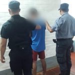 Un joven fue detenido por el robo en un local comercial en Villa Bonita