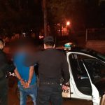 Detuvieron a un hombre por amenazar e intentar agredir a su vecina