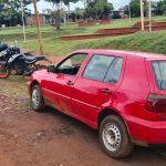 Secuestraron en Oberá un automóvil que fue robado en Buenos Aires