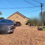 Motociclista resultó lesionado tras un choque en Oberá