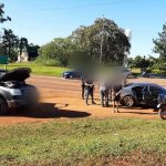 Incautaron dos vehículos en Oberá por falta de documentaciones: uno de ellos tenía VTV apócrifo