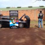 La Policía incautó un vehículo con documentaciones adulteradas