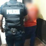 Detuvieron a un motociclista presuntamente alcoholizado que huyó luego de protagonizar un siniestro vial