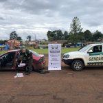 Gendarmería Nacional incautó cigarrillos, mercadería, vehículo y madera nativa
