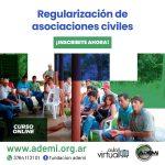 Lanzan solución para la regularización de organizaciones civiles