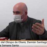 Mensaje del Obispo Mons. Damián Santiago Bitar en esta Semana Santa