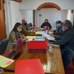 Labor en Comisiones del Concejo Deliberante