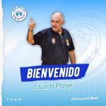 Eduardo Pfleger regresa a OTC y será asistente de Demti