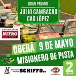 """2da fecha  44° Campeonato Misionero de Automovilismo en Pista 2021 """"Higinio Primo Schifo S.A."""""""