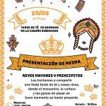 Presentación de Reina, Reyes Mayores y Principitos