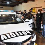 Nuevas unidades móviles para la Policía