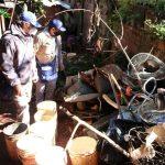 Acciones en la lucha contra el dengue