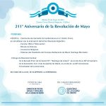 Ceremonia en Oberá por el 25 de mayo