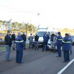 Inspectores capacitaron a personal del Servicio Penitenciario Provincial