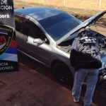 Recuperaron en Oberá un automóvil robado en Posadas