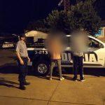 Un detenido y otro demorado por ocasionar daños en el CEP 41 de Campo Viera