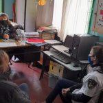 Policía Comunitaria: continúan las charlas en las escuelas de la Zona Centro