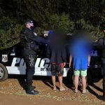 Dos hermanos fueron detenidos en Campo Ramón por agredir a un hombre
