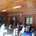 Continúan las charlas sobre violencias y el uso de Internet con alumnos de las Escuelas