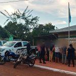 Recuperaron dos motocicletas robadas en Guaraní y en Alvear: hay cinco detenidos